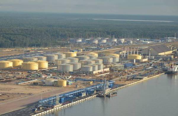 Port of Ust-Luga